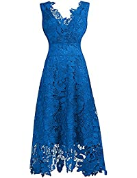 Blue dress amazon go store