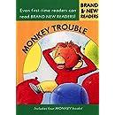 Monkey Trouble: Brand New Readers