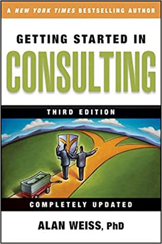 Book Getting Started in Consulting