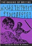 The Origins of Writing, , 0803291671