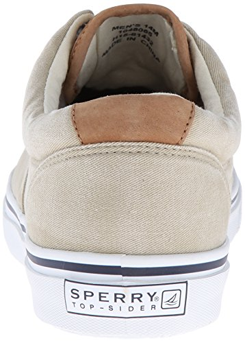 Sperry Top-Sider Men's Salt Washed Striper LL CVO Laceless,Chino,10.5 M US by Sperry Top-Sider (Image #2)
