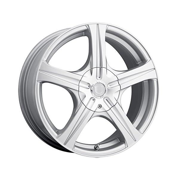 Ultra-403s-Slalom-17×7-5x1005x1143-45mm-Silver-Wheel-Rim