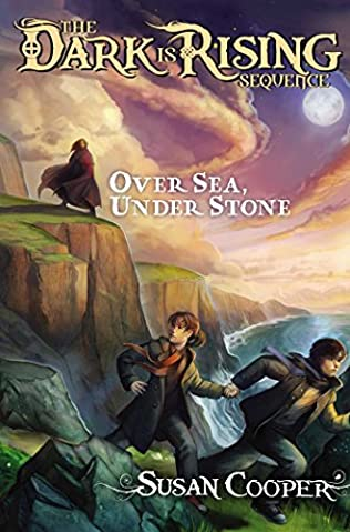 book cover of Over Sea, Under Stone