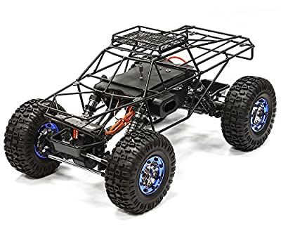 Integy Hobby RC Model SRC02 Integy iROCK-10 4WD RTR Rock Crawler w/ T2 Steel Roll Cage