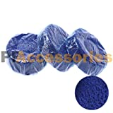stop leaking pipes - 3 Pcs Automatic Bleach Toilet Bowl Tank Cleaner Blue Tablets Flush Cleaner