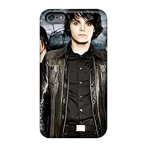 Iphone 6 XiC20166SWns Allow Personal Design Stylish My Chemical Romance Band Image Shockproof Hard Phone Covers -Marycase88