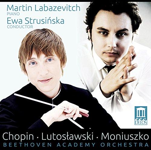 Chopin: Piano Concerto No. 2 in F Minor, Op. 21 & Grande fantaisie, Op. 13 - Lutoslawski: Little Suite - Moniuszko: Overture from Flis