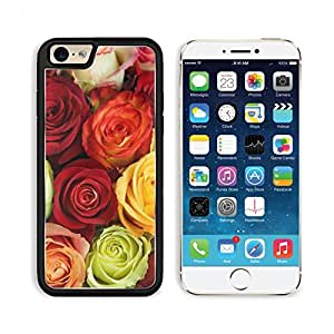 Roses Flowers Buds Colorful Beauty Apple iPhone 6 TPU Snap Cover Premium Aluminium Design Back Plate Case Customized Made to Order Support Ready Liil iPhone_6 Professional Case Touch Accessories Graphic Covers Designed Model Sleeve HD Template Wallpaper Photo Jacket Wifi Luxury Protector Wireless Cellphone Cell Phone by lolosakes