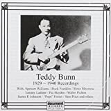 Teddy Bunn 1929-1940 by Bunn, Teddy (2000-09-08)