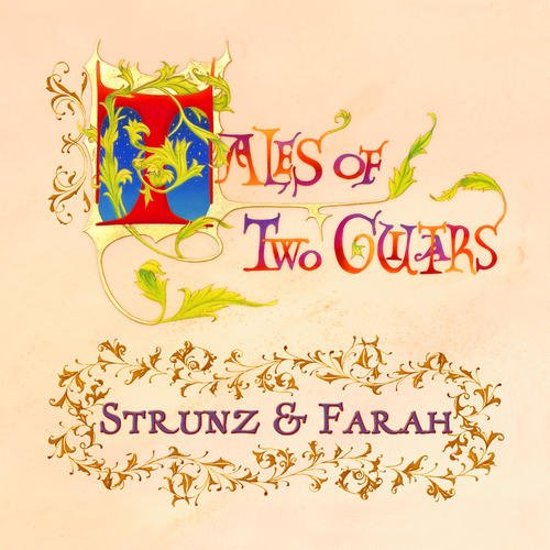 CD : Strunz & Farah - Tales Of Two Guitars (CD)