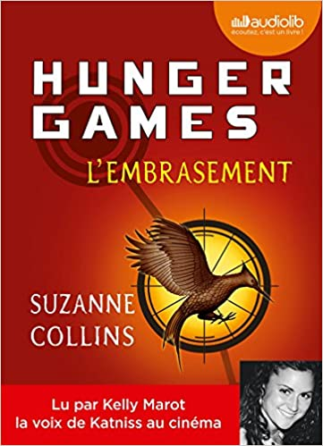Hunger Games Ii L Embrasement Livre Audio 1 Cd Mp3