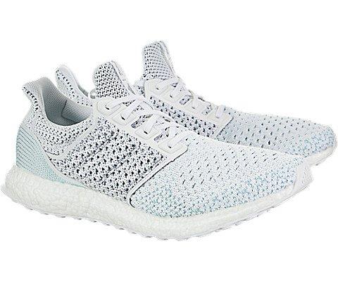 f88fa0d66bc adidas Ultraboost Clima Parley LTD Shoe Men s Running 9.5 Cloud White-Blue  Spirit