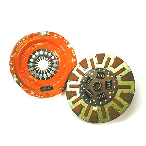 Valve Disc Clutch (Centerforce DF440178 Dual Friction Clutch Pressure Plate and Disc)