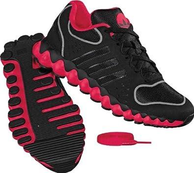 adidas Mega Softcell Rl Mens Running Shoes Black Red G44103 (11) d279fdd66