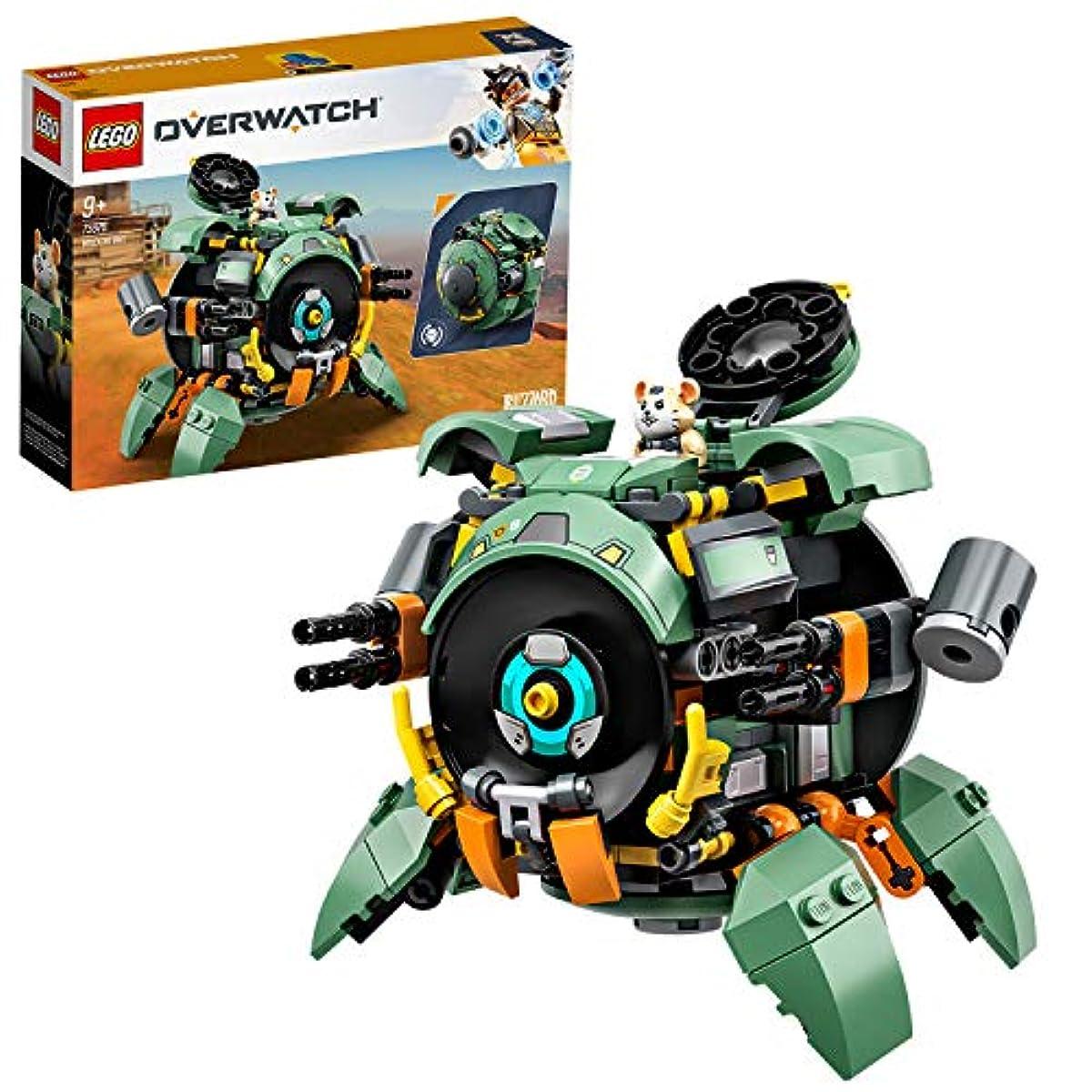 [해외] 【AMAZON.CO.JP한정】레고(LEGO) 오버워치 렛킨구볼 75976