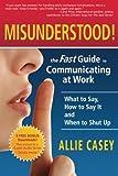 Misunderstood! 9780982672549