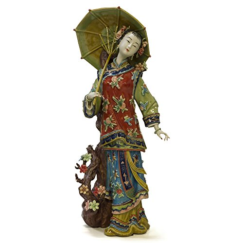Porcelain Chinese Doll - 9
