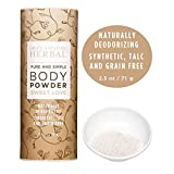 Body Powder For Women and Men, Natural Gift for