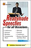img - for Readymade Speeches for All Occasions book / textbook / text book