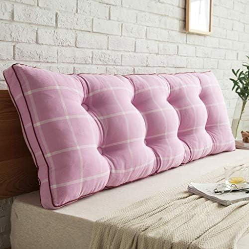 ソフトバックベッドパック、クッションソファ、ベッド用クッションサポート、ホームオフィスシート、取り外し可能なウォッシャブル、3色、6サイズ(色:B、サイズ:200cm)