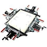 24''x24''Fast Clip Manual Stretcher Equipment for Silk Screen Printing