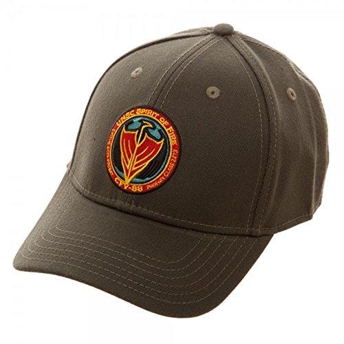 Halo Wars 2 Helljumper Deployment Badge Atriox UNSC Adjustable Baseball Cap (Wars 2 U.N.S.C. Flex) ()