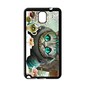Fashion Cheshire Cat Personalized Samsung Galaxy Note 3 Case Cover