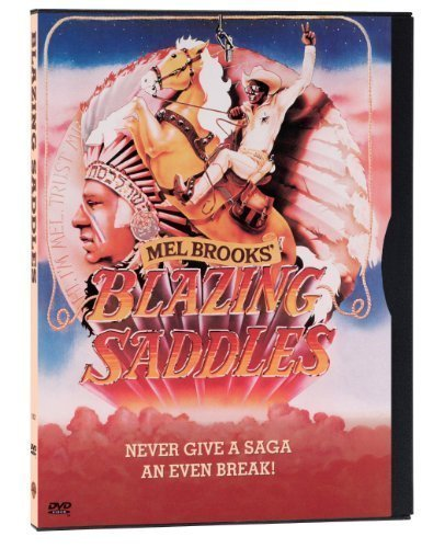 Blazing Saddles (thirtieth Anniversary Special Edition) by means of Warner Home Video