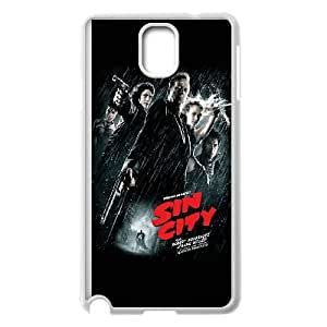 Samsung Galaxy Note 3 Cell Phone Case White Sin City D2295891