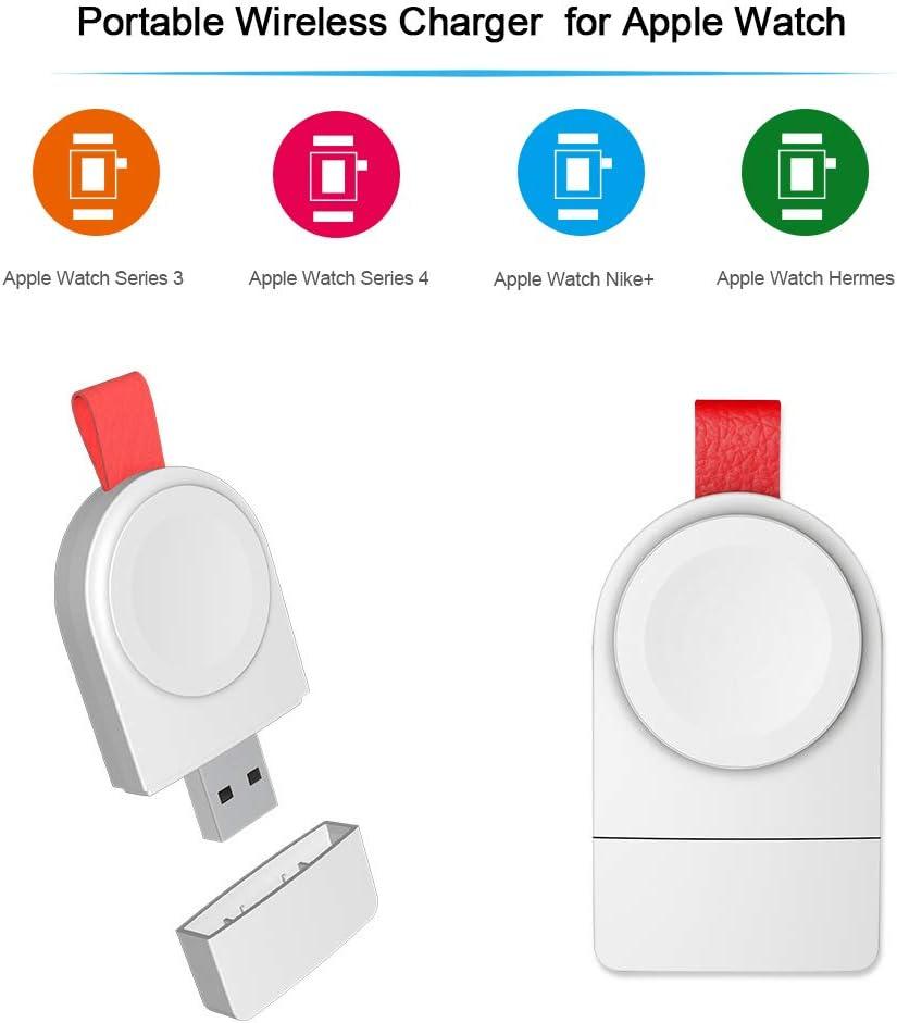 MINGRONG Chargeur sans Fil pour Apple I Watch Series 2 3