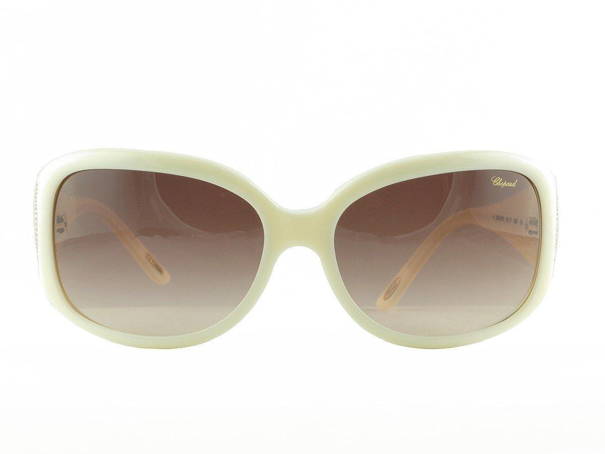 Chopard Gafas de Sol SCH-091S-03GF Blanco: Amazon.es: Ropa y ...