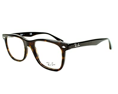 681559cad15 Image Unavailable. Image not available for. Color  Ray Ban frame RX 5248  RX5248 2012 Acetate Havana