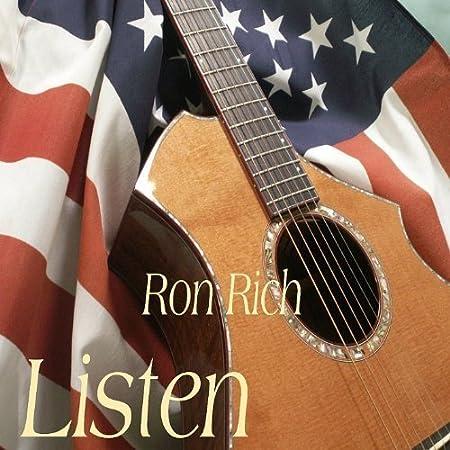 Listen by Ron Rich : Ron Rich: Amazon.es: Música