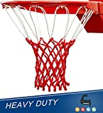 katop Basketball Net Replacement,Heavy Duty Outdoor and Indoor All Weather Thick Nets 12 Loops