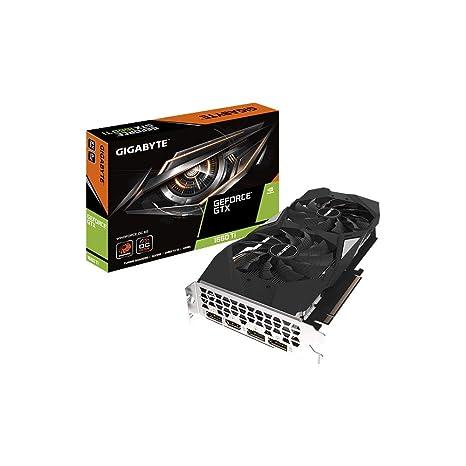 Gigabyte GV-N166TWF2OC-6GD, Tarjeta Gráfica (PCI Express 3.0 x 16, HDMI/DP, 4K), GeForce 9800 GTX+