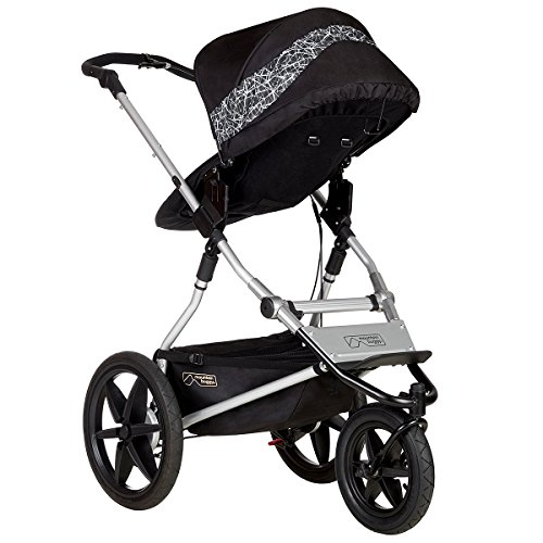 Mountain Buggy Terrain Premium Jogging Stroller, Graphite by Mountain Buggy (Image #8)