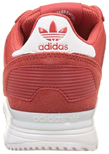Rosso adidas Red White Footwear Tactile Adulto Scarpe Tactile Basse Unisex ZX 700 da Red Ginnastica FgFxw8Sqr