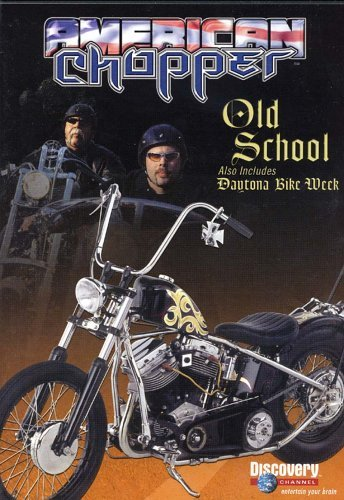 American Chopper Old School DVD by Orange County Choppers