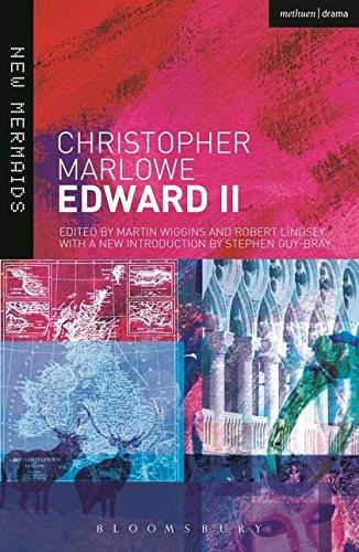 Edward II Revised (New Mermaids)