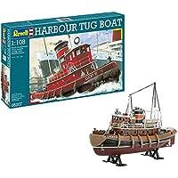 Revell- Harbour Tug Maqueta de Buques de Carga