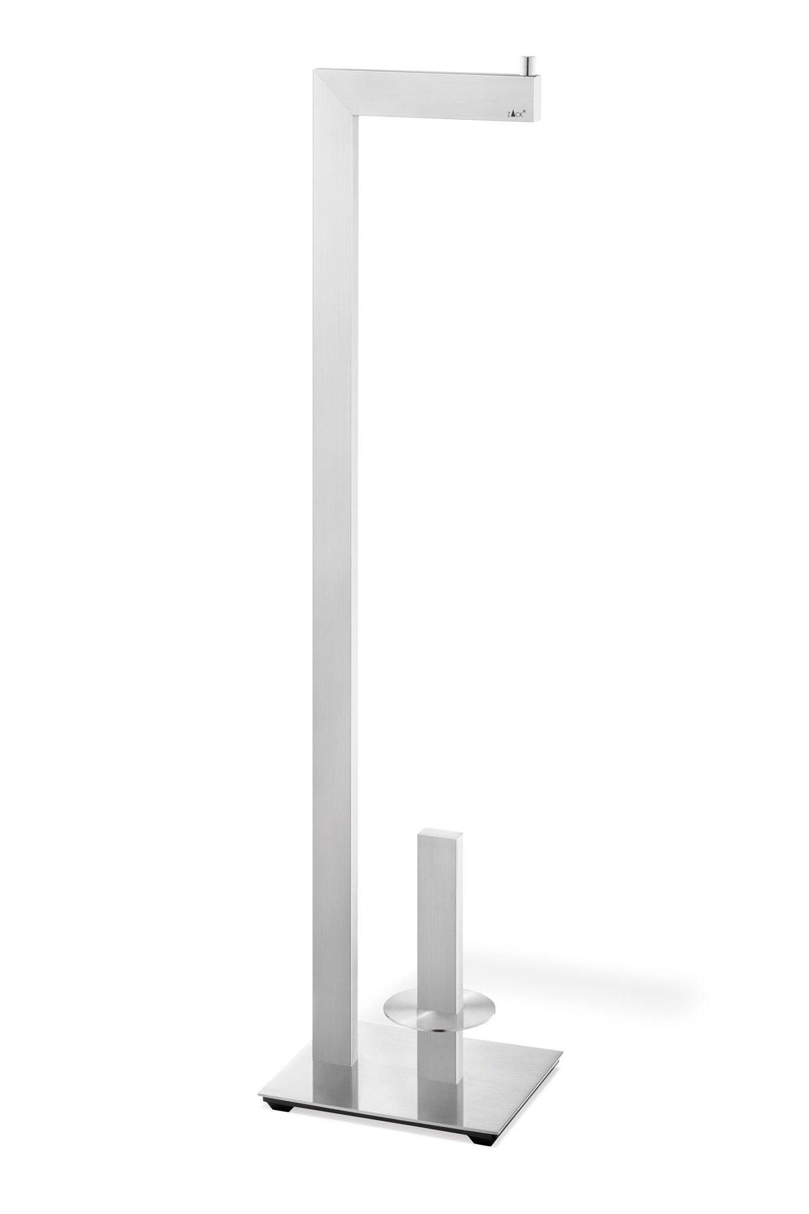 ZACK 40379 Original ''Linea'' Toilet Paper Butler, 28.6'' x 5.9'' x 7.1''