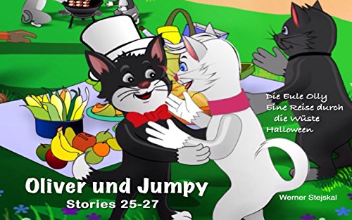 Oliver und Jumpy, Stories 25-27 (German Edition)