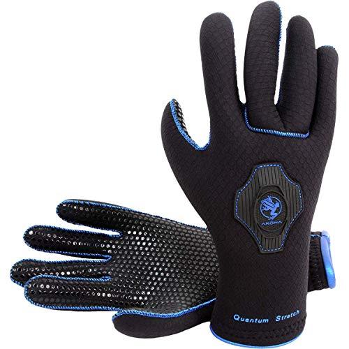 AKONA 3.5mm Quantum Stretch Dive Gloves, X-Large ()