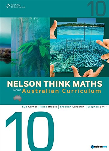 Download Nelson Think Maths for the Australian Curriculum Year 10 pdf