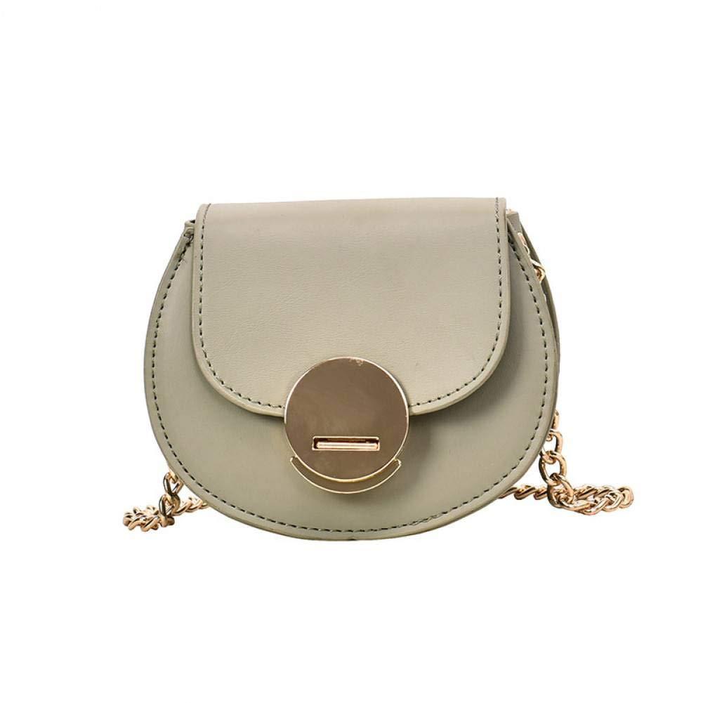 BAOBAOTIAN Fashion Girl Small Bag New Chain Messenger Bag Texture One Shoulder Cute Small Square Bag