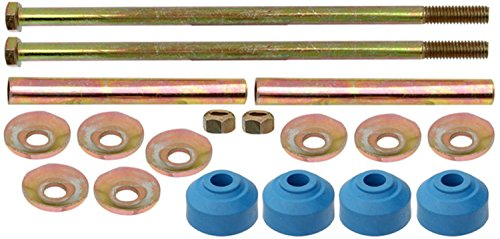 ACDelco 45G1577 Professional Rear Suspension Stabilizer Bar Link Kit with Hardware ()