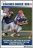 Offensive Line Run-Blocking Drill Progression for the Spread Offense