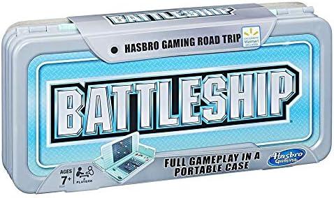 Hasbro Gaming Road Trip Battleship product image
