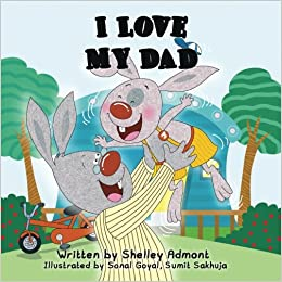 I Love My Dad: Volume 8 (I Love to...)