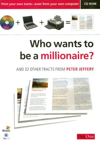 Read Online Who Wants to be a Millionaire CD of Tracts: And thirtytwo other tracts PDF